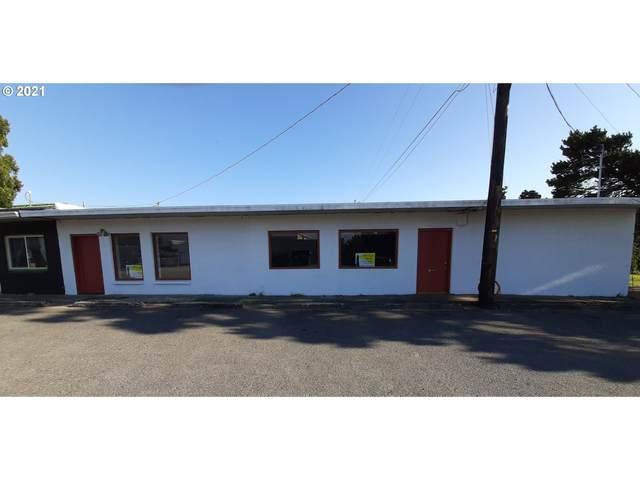 519 Tenth St, Port Orford, OR 97465 (MLS #21120885) :: Beach Loop Realty