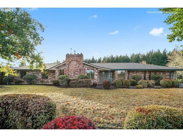16361 SE Bartell Rd, Boring, OR 97009 (MLS #21126131) :: Keller Williams Portland Central