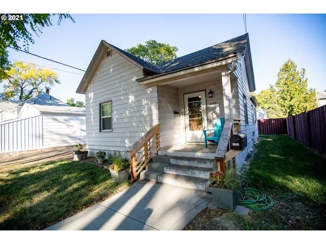 1503 6TH St, La Grande, OR 97850 (MLS #21128573) :: Premiere Property Group LLC