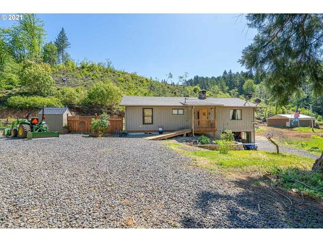 21020 Baker Creek Rd, Mcminnville, OR 97128 (MLS #21128803) :: Fox Real Estate Group