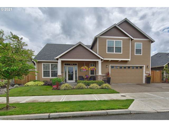 1827 SE 10TH Ave, Canby, OR 97013 (MLS #21133656) :: Fox Real Estate Group