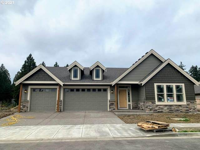13017 SE Sprout Ln, Milwaukie, OR 97222 (MLS #21134106) :: Fox Real Estate Group