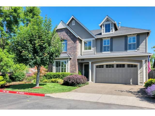 7901 SW Cinnabar, Wilsonville, OR 97070 (MLS #21135253) :: Cano Real Estate