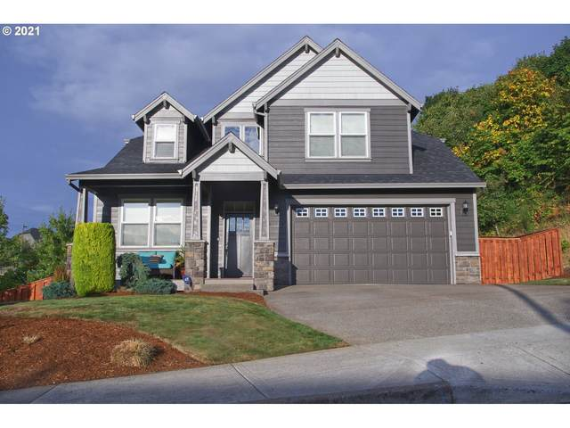 11754 SE Mountain Ridge Ave, Happy Valley, OR 97086 (MLS #21136975) :: Real Estate by Wesley