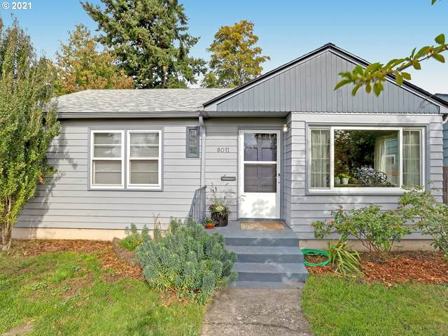 8011 SE Salmon St, Portland, OR 97215 (MLS #21139577) :: Song Real Estate