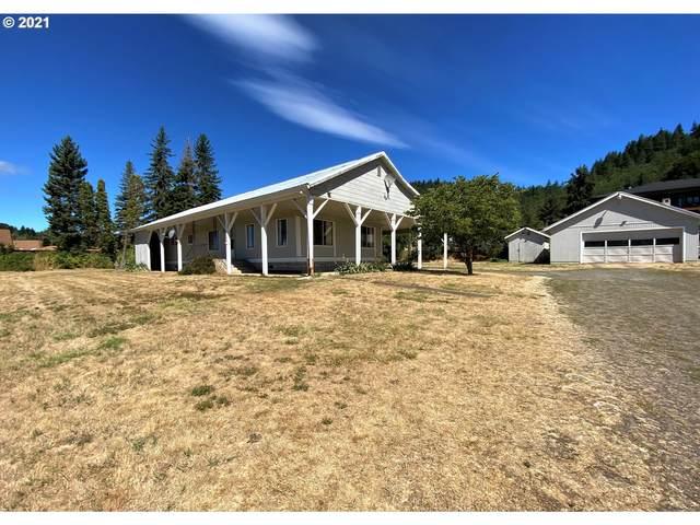 370 NW Simmons Rd, White Salmon, WA 98672 (MLS #21142211) :: Beach Loop Realty
