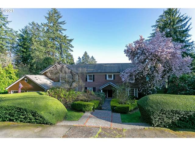 197 Pine Valley Rd, Lake Oswego, OR 97034 (MLS #21142296) :: The Pacific Group