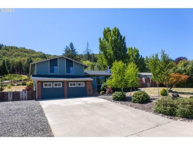 596 Wood Crest Dr, Myrtle Creek, OR 97457 (MLS #21143233) :: Fox Real Estate Group