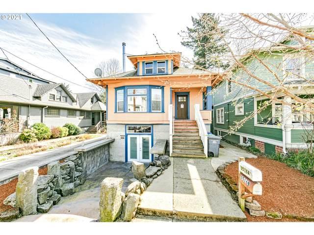 3516 SE Alder St, Portland, OR 97214 (MLS #21144228) :: Next Home Realty Connection