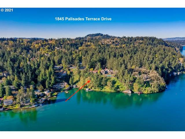 1845 Palisades Terrace Dr, Lake Oswego, OR 97034 (MLS #21145327) :: Holdhusen Real Estate Group