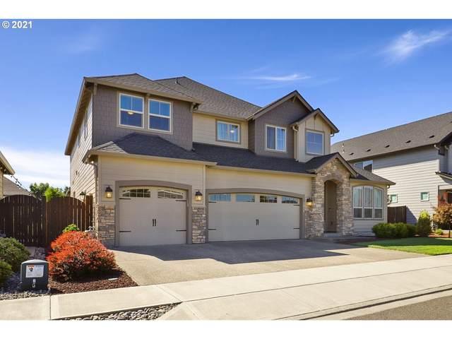 7818 NE 168TH Ave, Vancouver, WA 98682 (MLS #21146296) :: Cano Real Estate