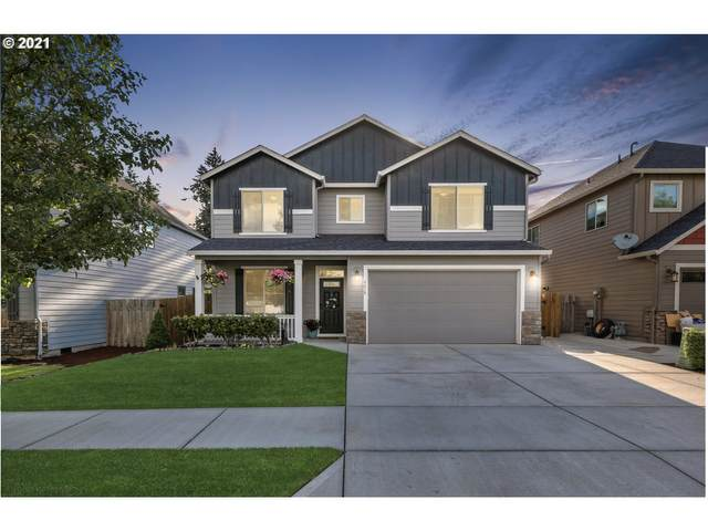 4215 NE 157TH Ct, Vancouver, WA 98682 (MLS #21150587) :: Fox Real Estate Group