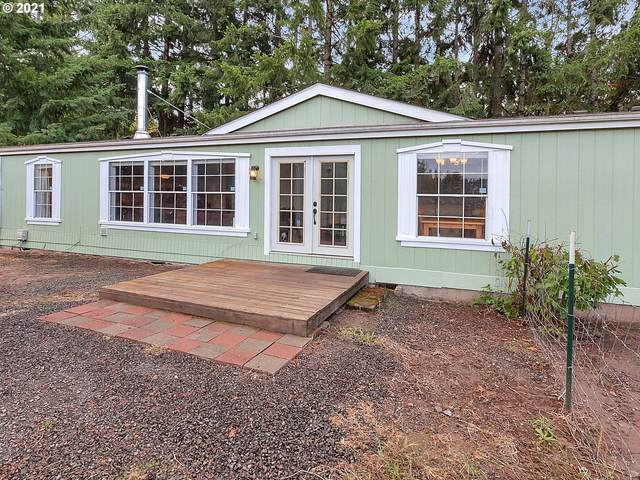 13875 SW 405TH Pl, Gaston, OR 97119 (MLS #21152723) :: Song Real Estate