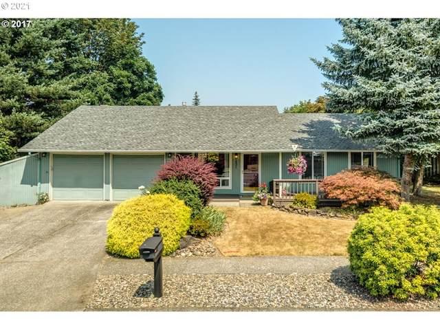 2431 SW Binford Lake Pkwy, Gresham, OR 97080 (MLS #21154526) :: Keller Williams Portland Central