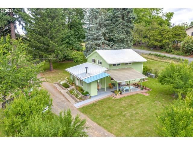 15550 SE Tickle Creek Rd, Boring, OR 97009 (MLS #21156836) :: Keller Williams Portland Central