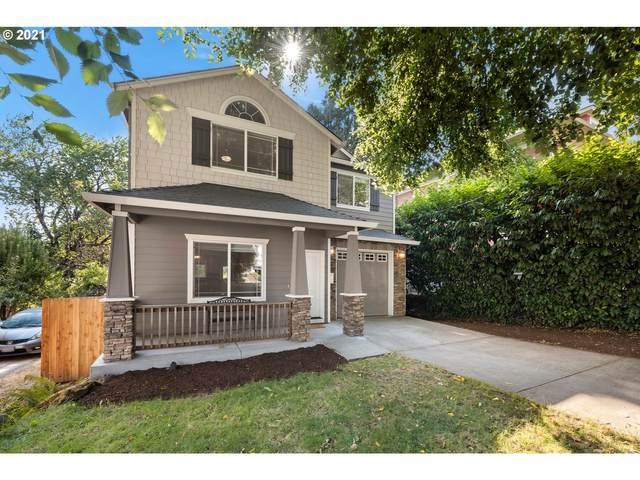 3118 SE 8TH Ave, Portland, OR 97202 (MLS #21157489) :: McKillion Real Estate Group