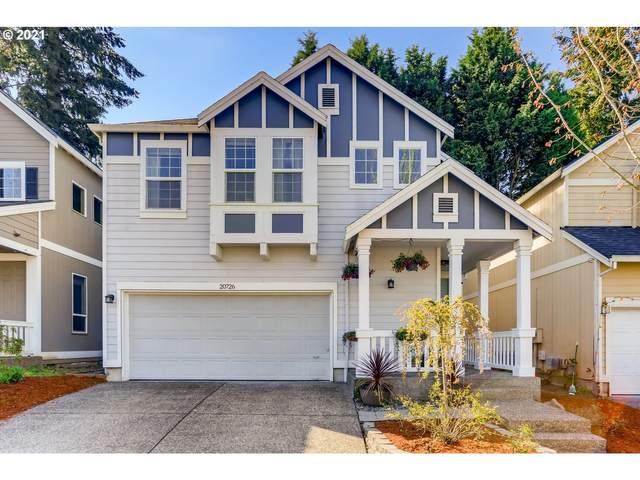 20726 SW Gracie St, Beaverton, OR 97006 (MLS #21162627) :: Holdhusen Real Estate Group