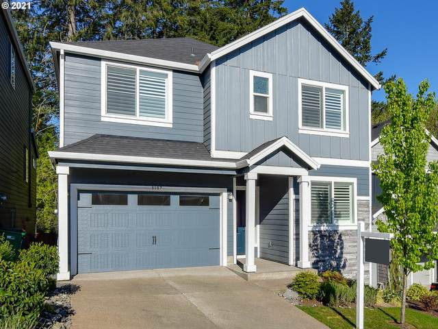 8107 SW Oldham Dr, Beaverton, OR 97007 (MLS #21162893) :: Holdhusen Real Estate Group