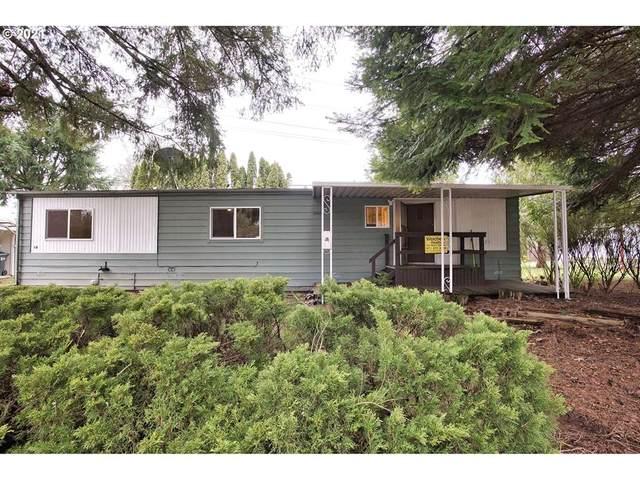 507 N 19th Ave #98, Cornelius, OR 97113 (MLS #21166822) :: Holdhusen Real Estate Group