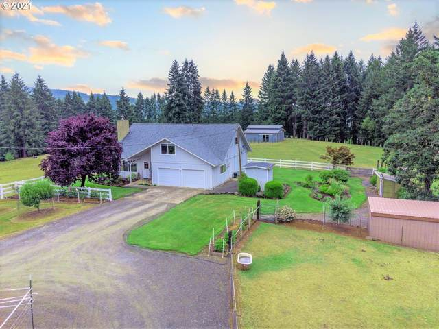81083 Beach Rd, Creswell, OR 97426 (MLS #21172647) :: Holdhusen Real Estate Group