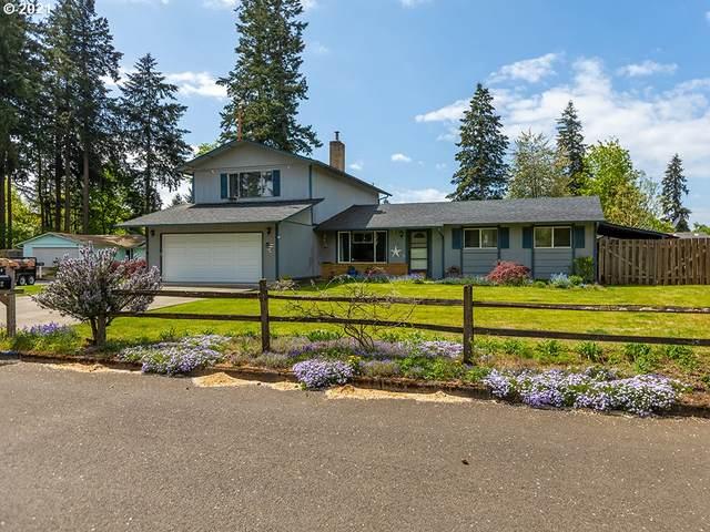 1312 NE 129TH Ave, Vancouver, WA 98684 (MLS #21173729) :: Brantley Christianson Real Estate