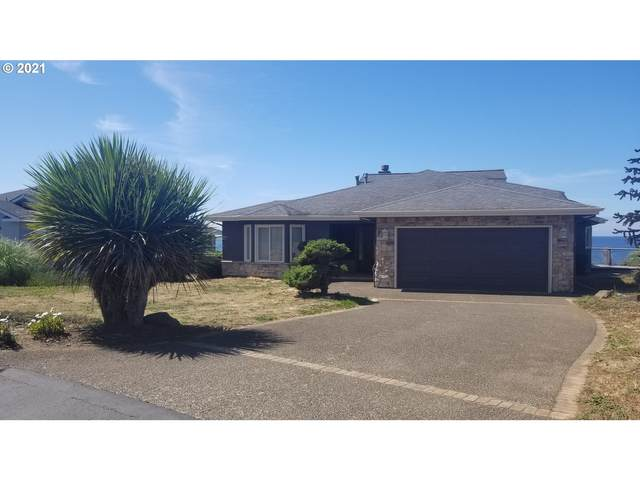 140 Fishing Rock Dr, Depoe Bay, OR 97341 (MLS #21176507) :: Cano Real Estate