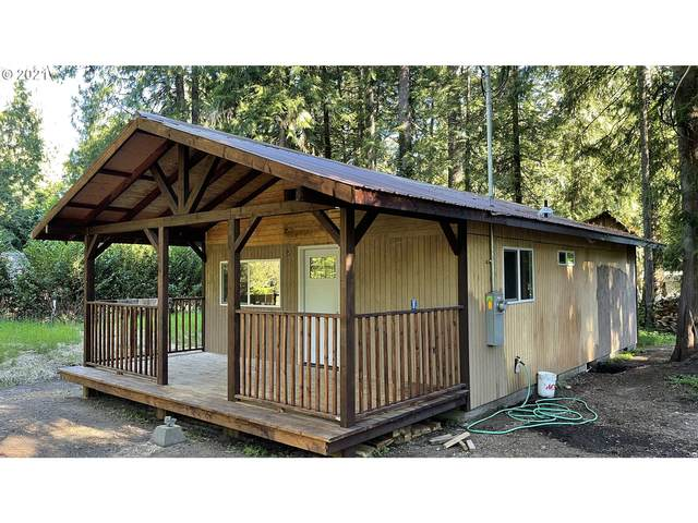 58821 SE Cabin Ln, Sandy, OR 97055 (MLS #21177338) :: Cano Real Estate
