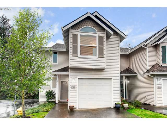 12922 SW Cherry Blossom Ct, Beaverton, OR 97008 (MLS #21178533) :: Brantley Christianson Real Estate