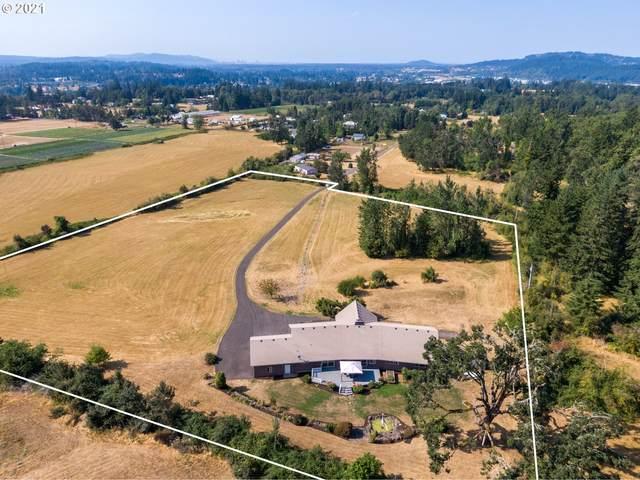 14740 Gerkman Rd, Oregon City, OR 97045 (MLS #21179371) :: Cano Real Estate
