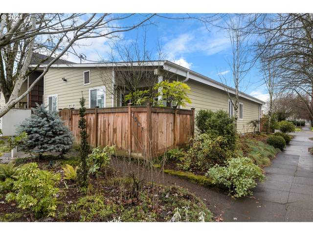 7302 N New York Ave, Portland, OR 97203 (MLS #21181851) :: Next Home Realty Connection