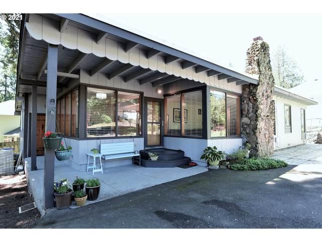 3722 SW Pomona St, Portland, OR 97219 (MLS #21182346) :: Beach Loop Realty