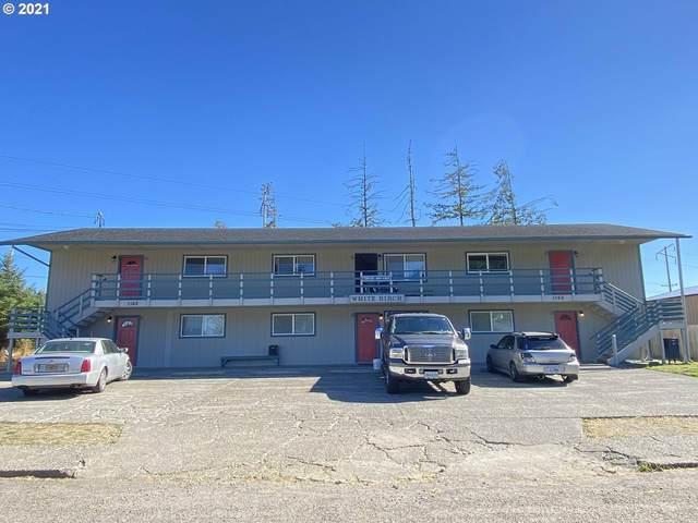1160 Ivy Ave, Reedsport, OR 97467 (MLS #21184611) :: McKillion Real Estate Group