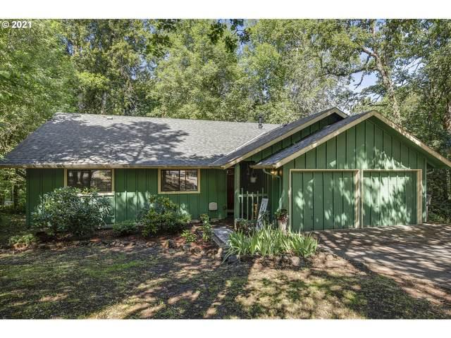 2933 Timberline Dr, Eugene, OR 97405 (MLS #21185509) :: McKillion Real Estate Group
