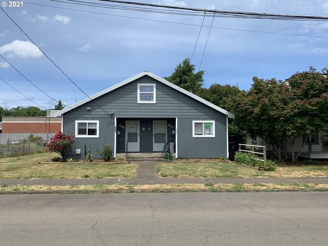 237 SE Sheridan Rd, Sheridan, OR 97378 (MLS #21185791) :: Holdhusen Real Estate Group