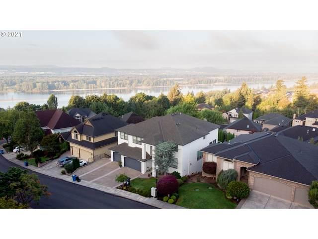 5257 NW Fernridge Dr, Camas, WA 98607 (MLS #21186448) :: Cano Real Estate
