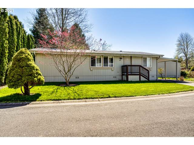 27645 Snyder Rd #84, Junction City, OR 97448 (MLS #21187531) :: The Haas Real Estate Team