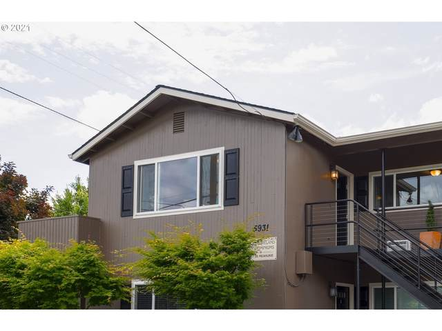 5931 SE Milwaukie Ave #5, Portland, OR 97202 (MLS #21188220) :: Next Home Realty Connection