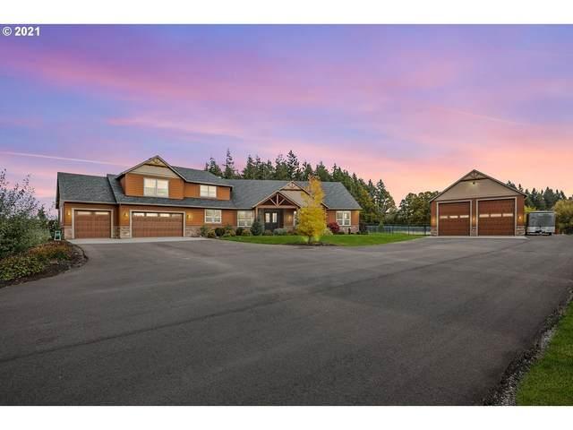 32822 NW Pekin Ferry Rd, Ridgefield, WA 98642 (MLS #21188877) :: Oregon Farm & Home Brokers