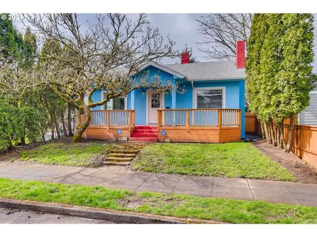 4117 SE 63RD Ave, Portland, OR 97206 (MLS #21193821) :: Stellar Realty Northwest