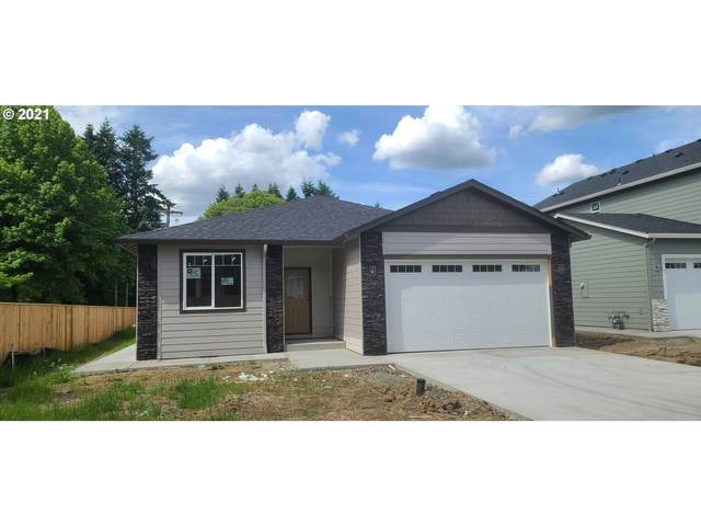 10810 NW 15th Pl, Vancouver, WA 98685 (MLS #21193951) :: The Pacific Group