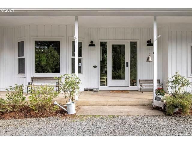 24880 Vaughn Rd, Veneta, OR 97487 (MLS #21195154) :: Premiere Property Group LLC