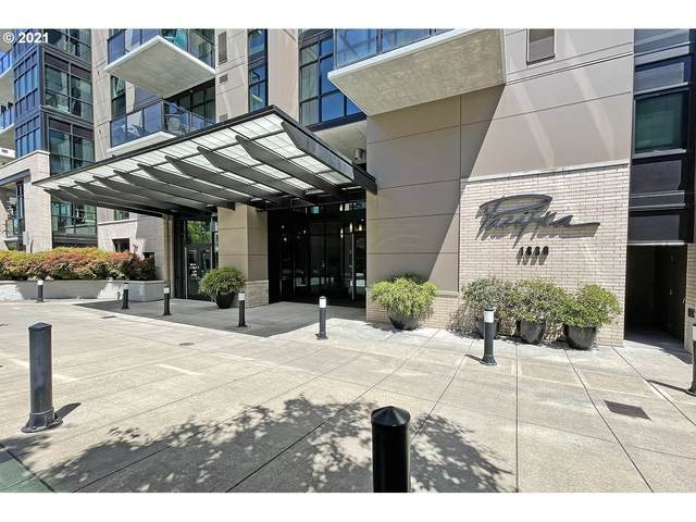 1830 NW Riverscape St #611, Portland, OR 97209 (MLS #21200147) :: Holdhusen Real Estate Group
