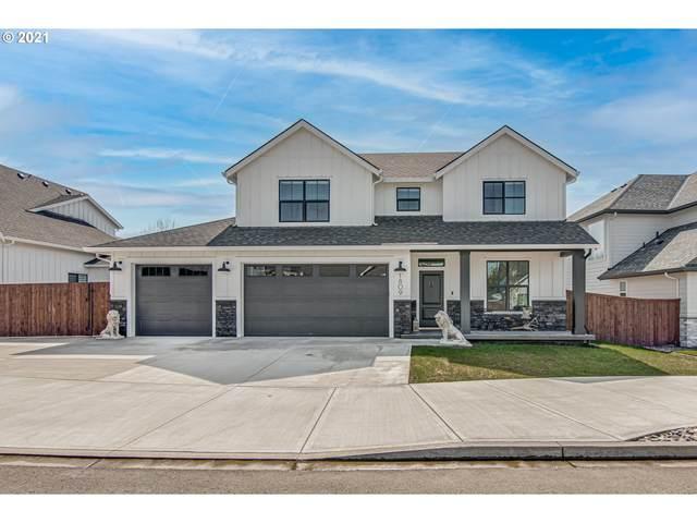1809 SE 43RD Way, Brush Prairie, WA 98606 (MLS #21205027) :: Gustavo Group