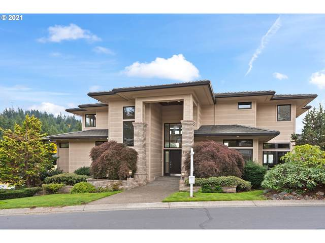8018 NW Blue Pointe Ln, Portland, OR 97229 (MLS #21208978) :: Gustavo Group
