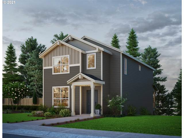 2540 Brackenfern Rd, Eugene, OR 97403 (MLS #21213277) :: The Pacific Group