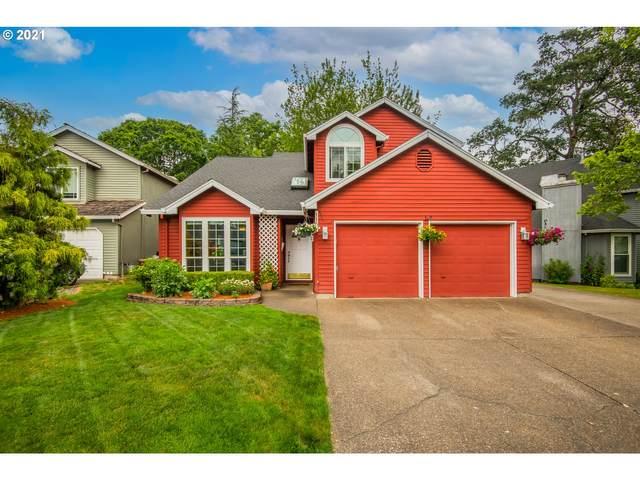1161 NW Weybridge Way, Beaverton, OR 97006 (MLS #21215468) :: Song Real Estate