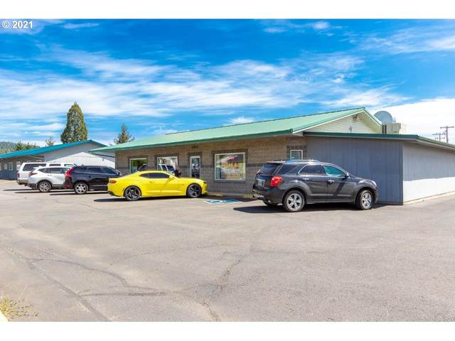 460 S Comstock Rd, Sutherlin, OR 97479 (MLS #21217082) :: Townsend Jarvis Group Real Estate