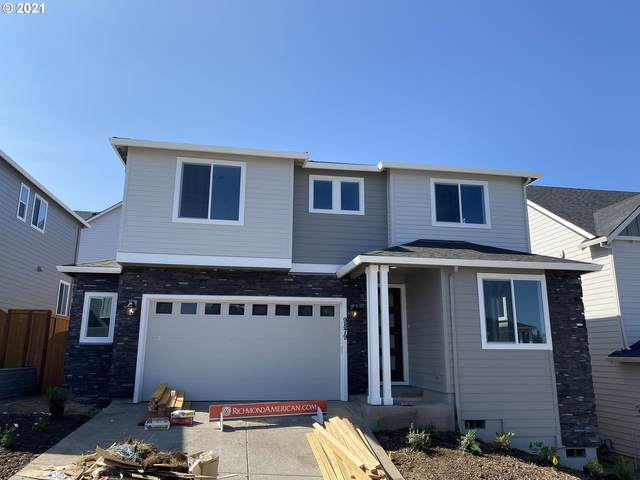 9879 SW Ridge Dr, Beaverton, OR 97007 (MLS #21217309) :: Cano Real Estate