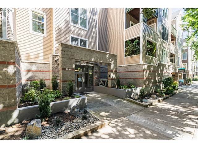 205 S Montgomery St #205, Portland, OR 97201 (MLS #21219130) :: Stellar Realty Northwest