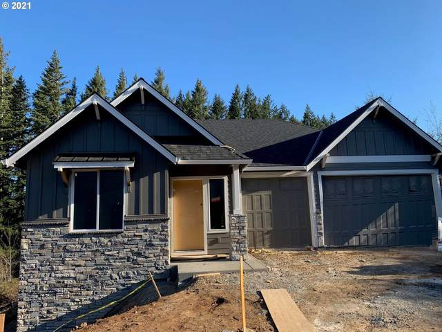 3370 45TH St, Washougal, WA 98671 (MLS #21223896) :: Premiere Property Group LLC